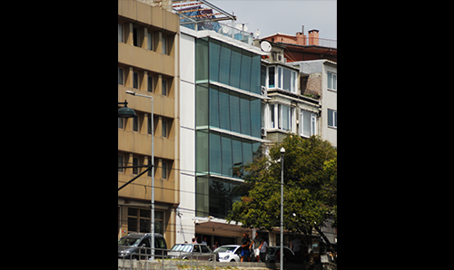 Headquarters of Med Marine Holding A.Ş.