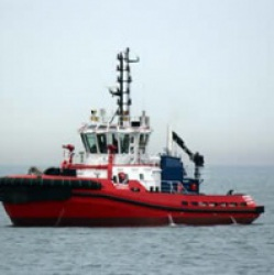 Med Marine delivered a new tugboat, DP WORLD YARIMCA, to Izmit Bay for its operations.