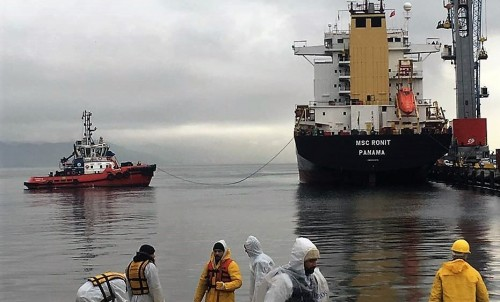 Med Marine Emergency Response Team Mobilised for Fuel Leakage in Turkey's Izmit Gulf!