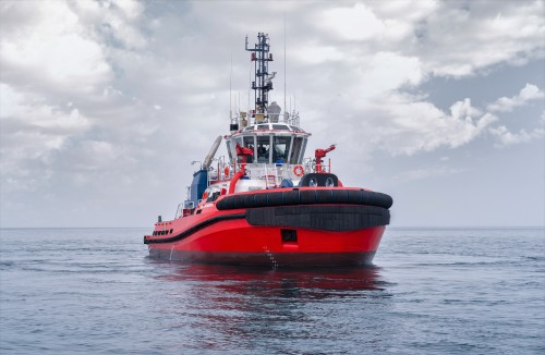Med Marine delivered its 20th tugboat to its harbour fleet.
