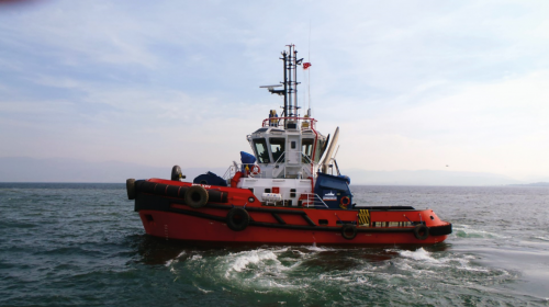 Med Marine has delivered its 22nd tugboat to its harbour fleet