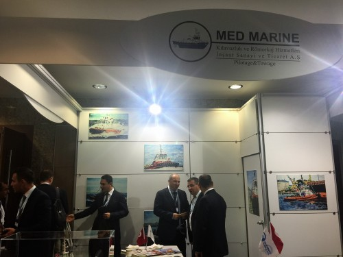 Med Marine was among the sponsors of the World Maritime Day Parallel Event!