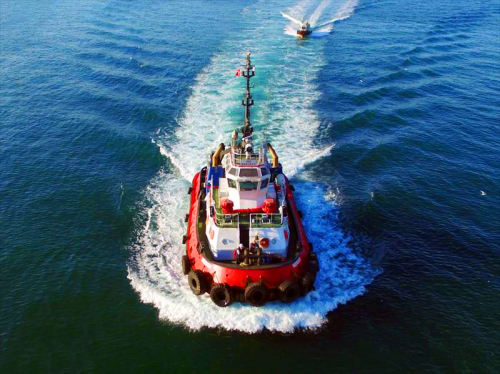MED MARINE's 22,5m Tug Went from Turkey to Her New Home in Lebanon