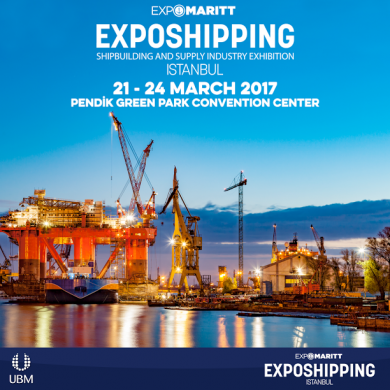 Visit us at stand no C110 at Exposhipping!