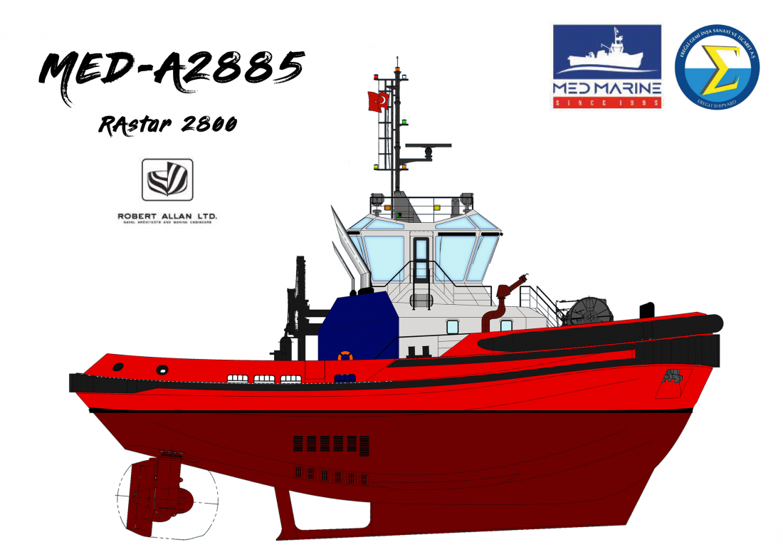 28m Design Joined Med Marine's Product Range