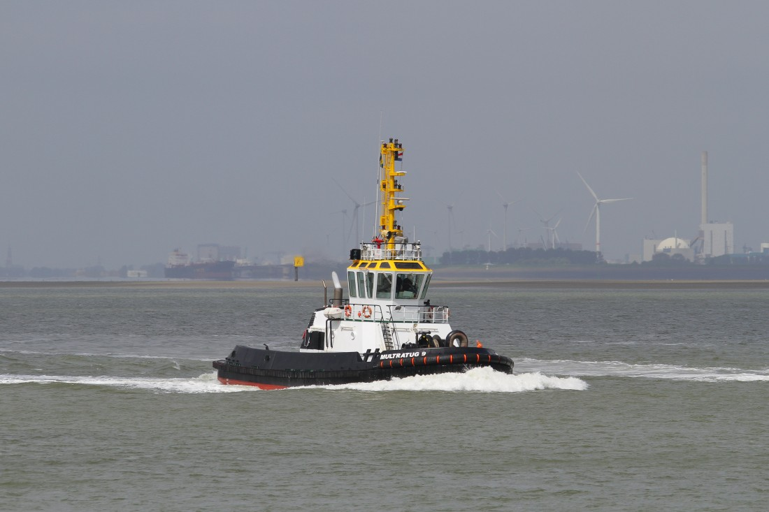 Multraship Acquires an ASD Tug from Med Marine for Terneuzen Operations.