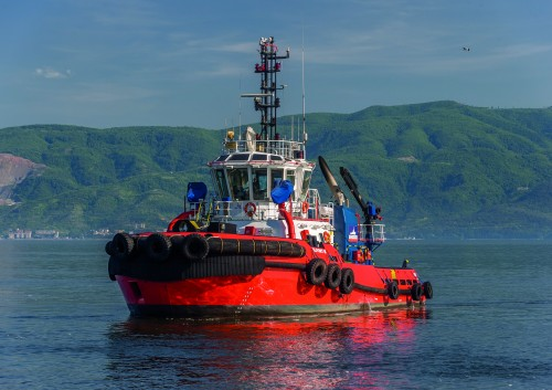 2560 ASD Tug for Enapor's Cape Verdean Operations