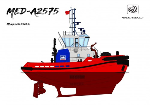 Cafimar Group Opts For Med Marine's Proven Tug