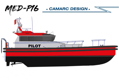 IBK Contracts Med Marine For Delivery of Two Pilot Boats