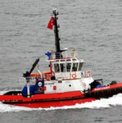 Med Marine puts a new tugboat named SAFI PORT into service!